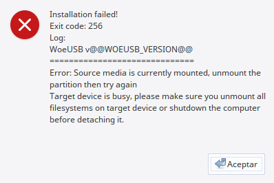 WoeUSB error source media