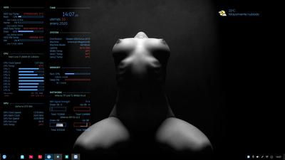 DeepinScreenshot dde desktop 20200110140730